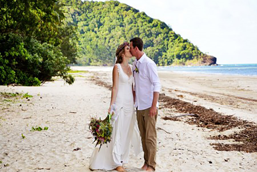 Cape Tribulation Weddings